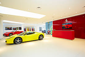 ferrari dealership ferrari showroom in singapore interior u0026 retail pinterest