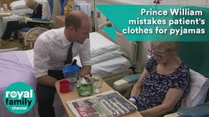 prince william left red faced as he mistakes pa with loop