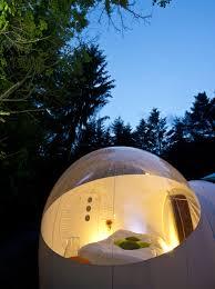 bulle chambre insolite coincer la bulle à l hôtel et dormir insolite à