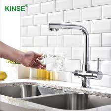 quality kitchen faucets aliexpress com buy kinse top quality brass material chrome best