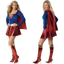 halloween costumes superwoman popular supergirl dress buy cheap supergirl dress lots