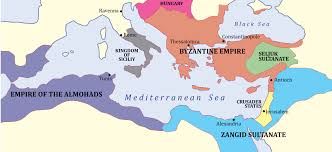 Byzantine Ottoman File The Byzantine Empire C 1180 Svg Wikimedia Commons