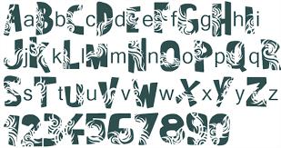 30 cutting edge fonts nenuno creative