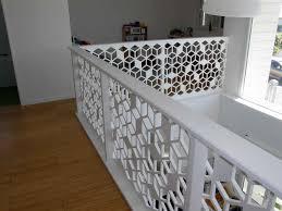 escalier bois design claustra d u0027intérieur en garde corps d u0027escalier u2026 pinteres u2026