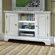 shelves white wooden corner tv units shelf organizer modrest
