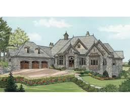 one story 4 bedroom wrap around porch house plans arts