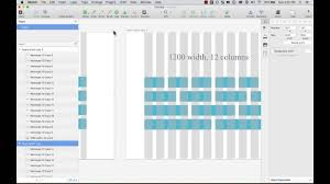 grid layout how to designing with layout grids on sketch 3 youtube