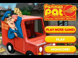 postman pat special delivery service game show