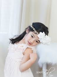 flower girl hair accessories hair accessories flower crown 2nd edition simply tale