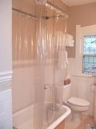 free standing tub shower curtain best shower free standing tub shower curtain