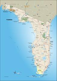 A Map Of Florida by Maps Update 600385 Florida Travel Map U2013 Maps Update 600385