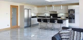 Kitchen Designs Ireland Nolan Kitchens Ivory High Gloss Kitchen
