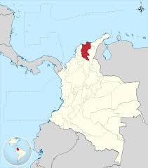 Csula Map Magdalena Department Wikipedia