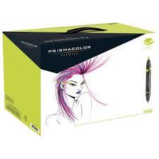prismacolor marker set buy prismacolor brush marker set 156 colors