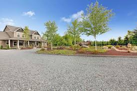 gravel driveway in farnham common company landscaping ideas and