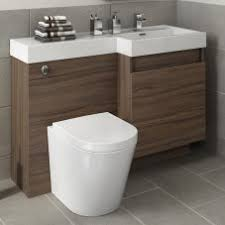 interesting bathroom sink and toilet vanity unit with interior
