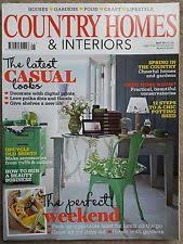 country homes and interiors magazine country homes interiors ebay