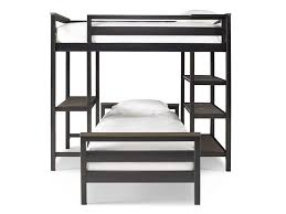 smartstuff furniture myroom metal loft bunk bed twin