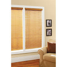 decor window blinds walmart with brown wooden floor and small