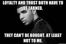 This Is Why I Have Trust Issues Meme - how drake are you and trust issues social research methods summer