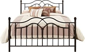Bed Frame Metal Dhp Furniture Tokyo Metal Bed Available In Full And Queen Size