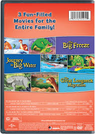land viii 3 movie family fun pack big