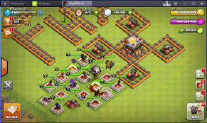 Coc Maps Fhx Server Coc Th11 1 2 Apk Download Android Entertainment Apps