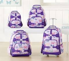 Pottery Barn Mackenzie Backpack Review Mackenzie Lavender Butterfly Backpack Pottery Barn Kids