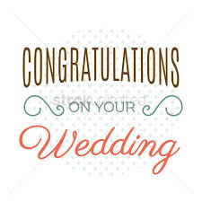 marriage congratulations message free marriage congratulations stock vectors stockunlimited