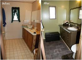 beautiful mobile home bathroom vanity remodels before and after