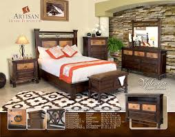 IFD  Valencia Bedroom By Artisan Furniture - Artisan home furniture