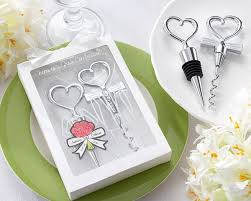 wine stopper wedding favors cheers to a great combination wine stopper in white box 50set lot