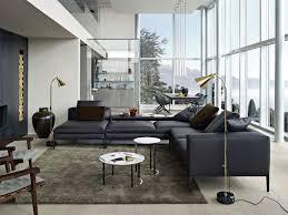 b u0026b italia michel corner sofa by antonio citterio chaplins
