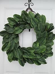 large magnolia wreath large magnolia door decor