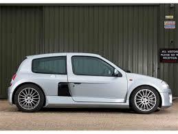 clio renault v6 2002 renault clio sport v6 for sale classiccars com cc 1018699