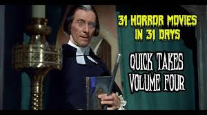 quick takes 4 31 horror movies in 31 days youtube