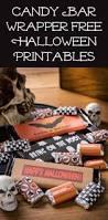 Free Halloween Bingo Printable by Candy Bar Wrapper Free Halloween Printables Free Halloween