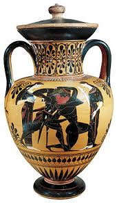 Euphronios Vase Black And Red Figure Vases By Jerome M Eisenberg Articles