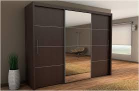 Home Decor Innovations Sliding Closet Doors Inova Sliding Door Wardrobe Wenge Dark Brown 250cm By Furniture