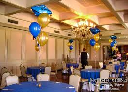 centerpieces for graduation graduation centerpiece inquiry balloonatiks wow44