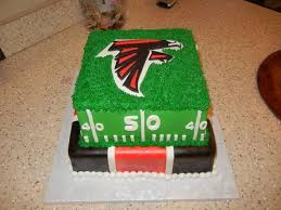16 best atlanta falcons cakes images on pinterest atlanta