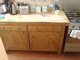 second hand kitchen cabinet