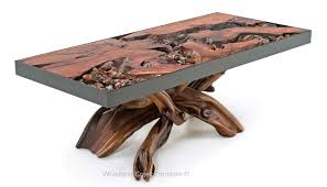 Unique Coffee Tables Unique Coffee Table Modern Organic Cocktail Table Custom Made