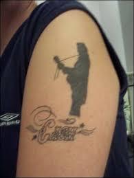 cash tattoo
