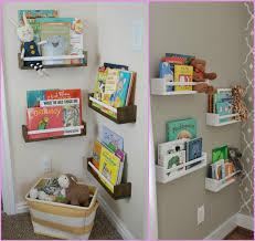 Wall Bookcase 16 Diy Organization Hacks To Use Ikea Spice Racks