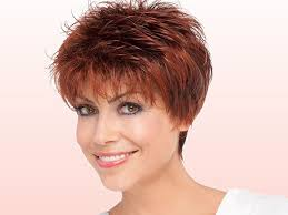 agerd hair styles short hairstyles for middle aged women younger look medium hair