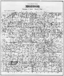 Marion Ohio Map by 1880 Township Maps