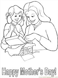 mother coloring pages printable free printable mothers day coloring pages for kids