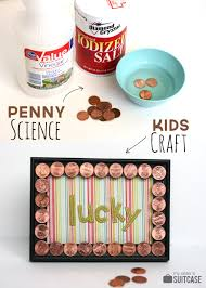 science with kids penny frame craft my sister u0027s suitcase