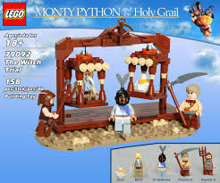 these monty python and the holy grail lego sets need to exist